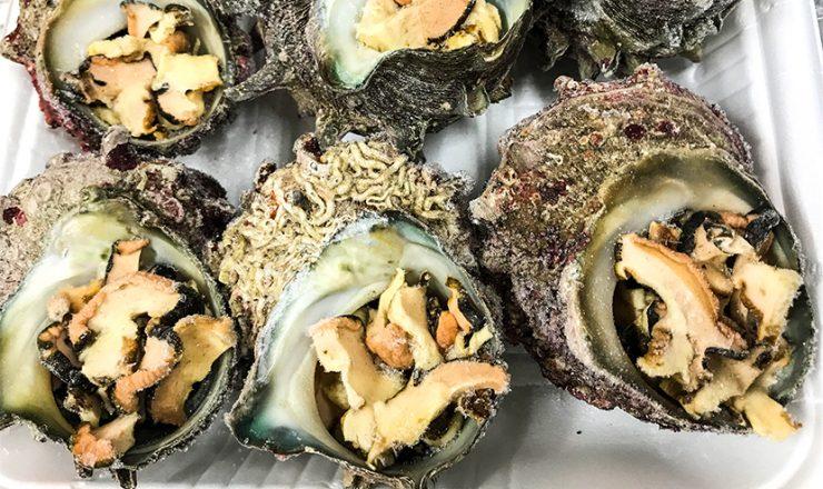Slices for turbaned sashimi